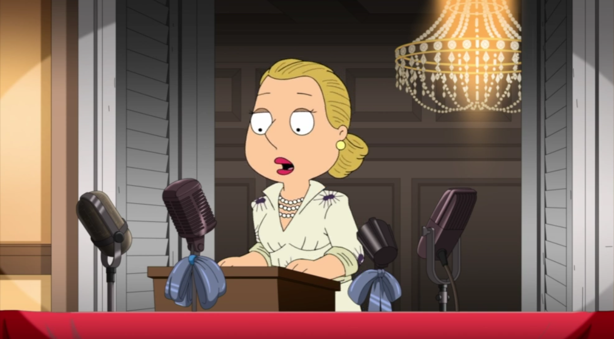 Rich Old Stewie/References