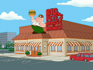 Family Guy Whoopie Cusion 2007 Promotion For Syndication