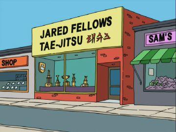 Jared Fellows Tae-Jitsu