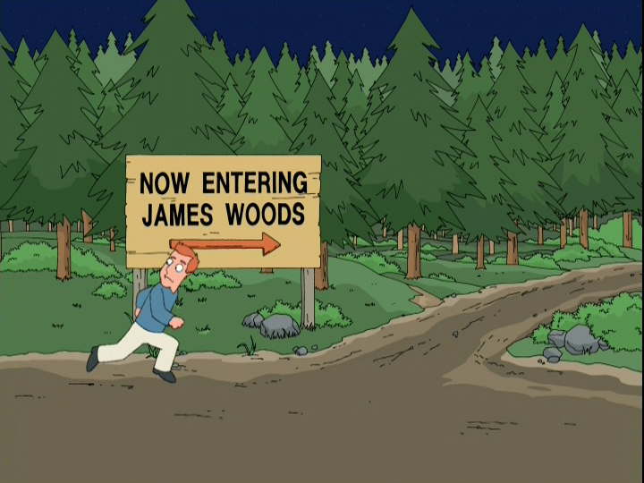 James Woods (forest)