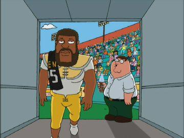 Joe Greene Family Guy Wiki Fandom