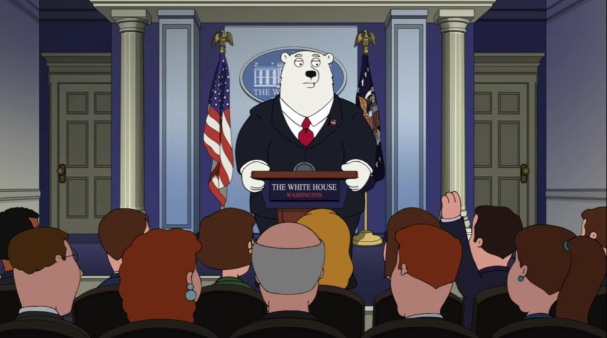 President Polar Bear