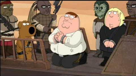 Family Guy - Es ist eine Falle! - Clip Sarlacc Pit Deutsch German