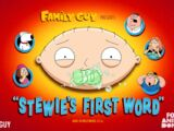 Stewie's First Word