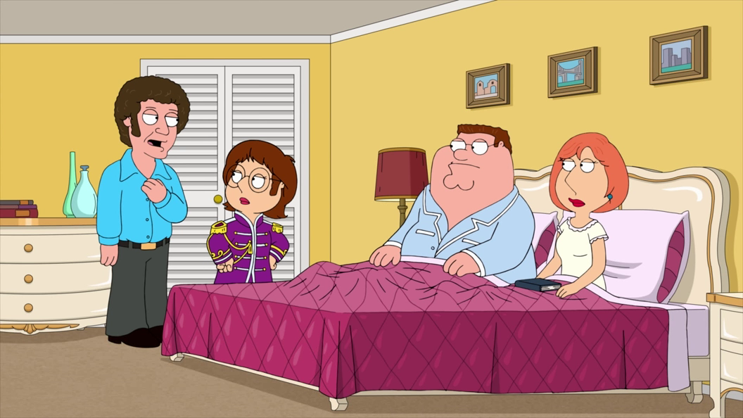 """Family Guy"" Through the Years/References"