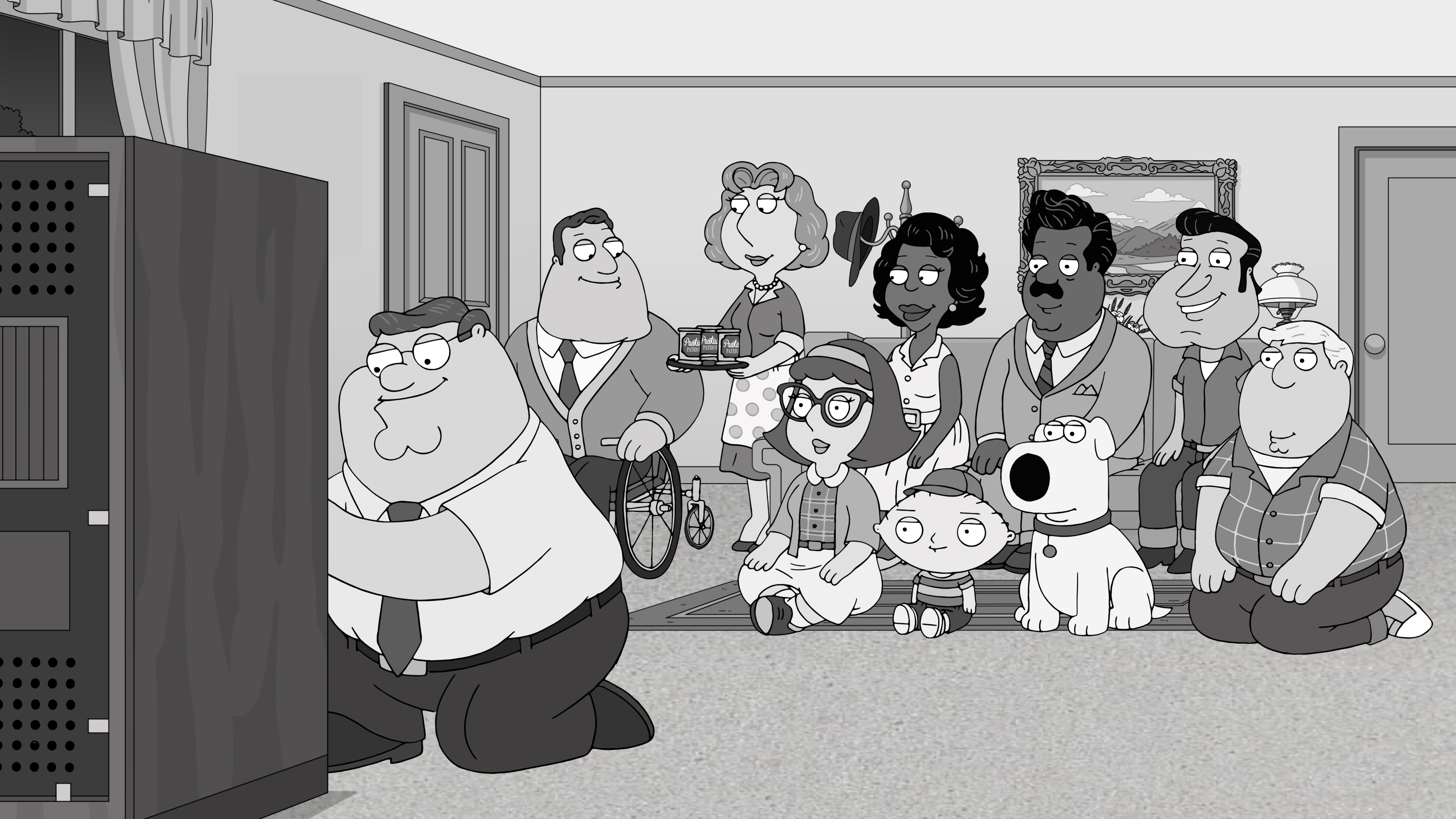 """Family Guy"" Through the Years"