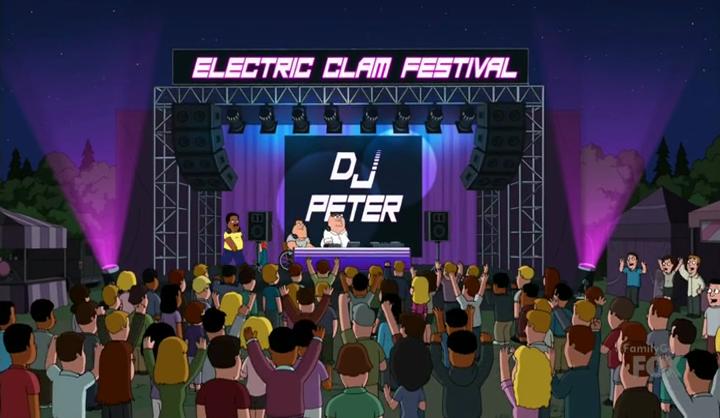 Electric Clam Festival