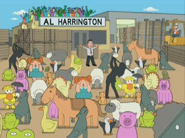 Al Harrington's Wacky Waving Inflatable Arm-Flailing Tubeman Emporium and Warehouse