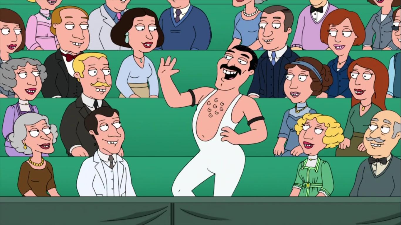 Freddie Mercury Family Guy Wiki Fandom