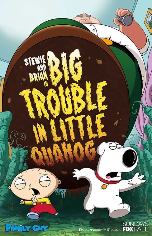 Big Trouble in Little Quahog