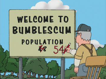 Bumblescum, Alabama