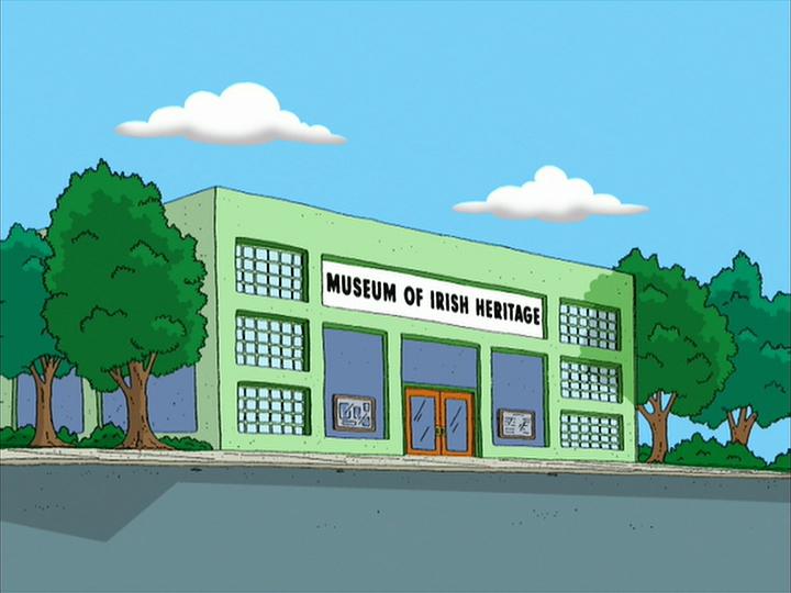 Museum of Irish Heritage