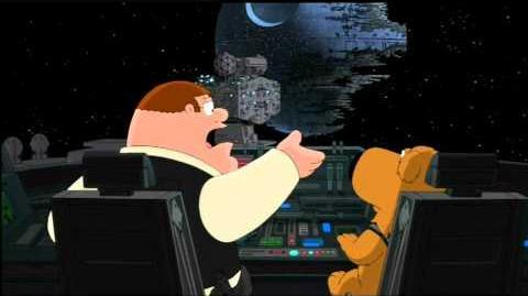 Family Guy - Es ist eine Falle! - Clip Fly Casual Deutsch German