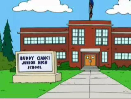 Buddy Cianci Junior High School