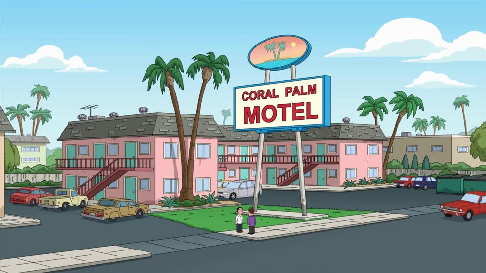 Coral Palm Motel