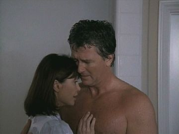 Pam and Bobby Ewing