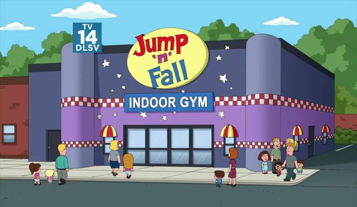 Jump 'n' Fall