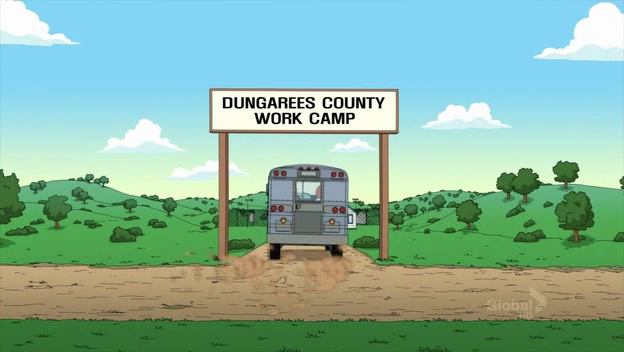 Dungarees County Work Camp