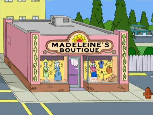 Madeleine's Boutique
