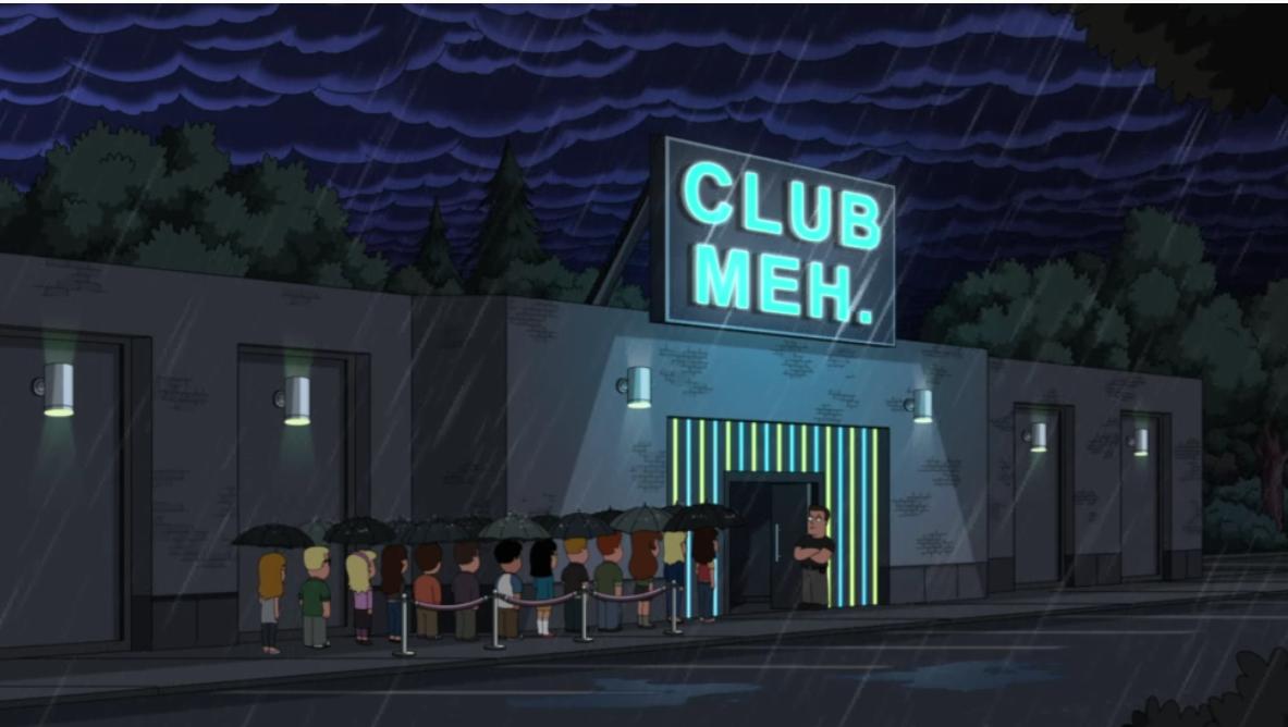 Club Meh.