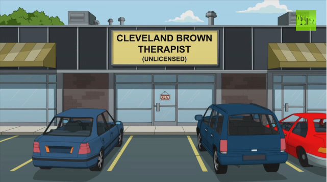 Cleveland Brown Therapist