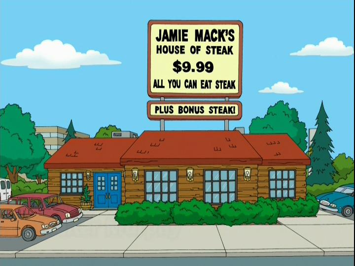 Jamie Mack's House of Steak