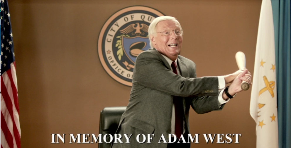 Adam West High/Notes/Trivia