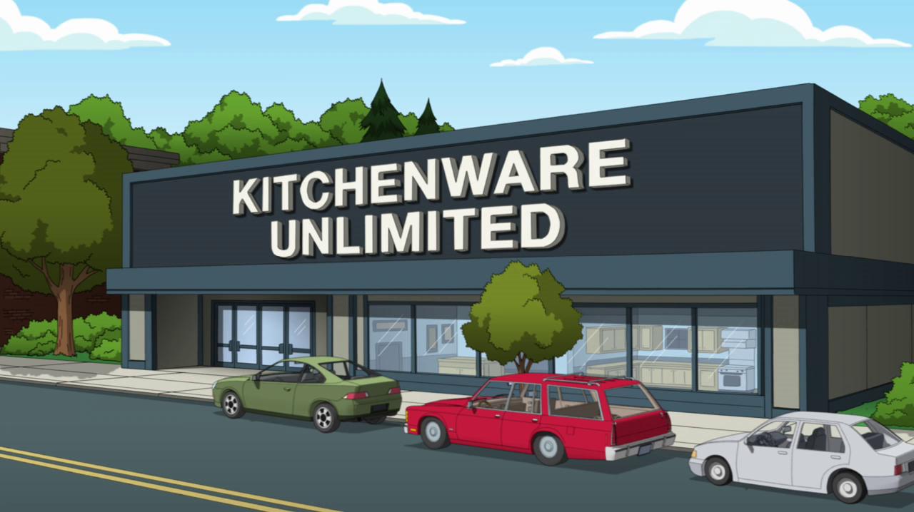 Kitchenware Unlimited