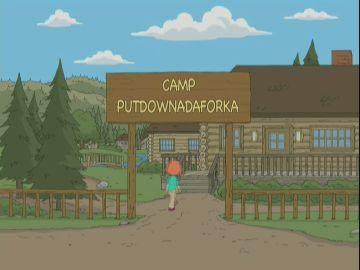 Camp Putdownadaforka