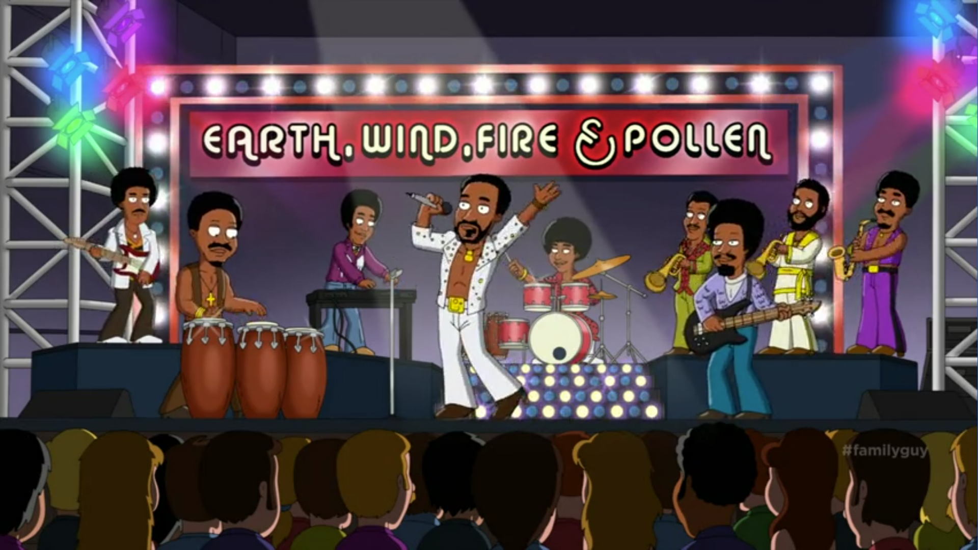 Earth, Wind, & Fire