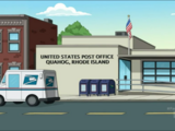 Quahog Post Office