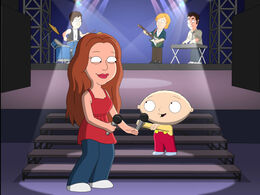 Stewie Singing with Hanny Montanny.jpg
