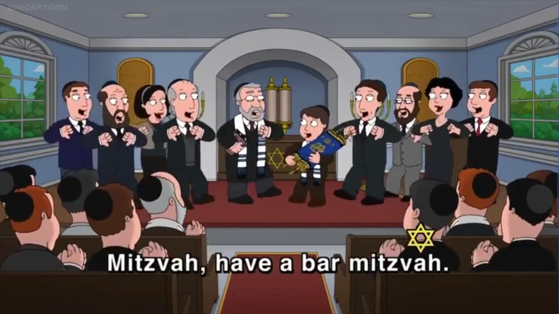 Have a Bar Mitzvah