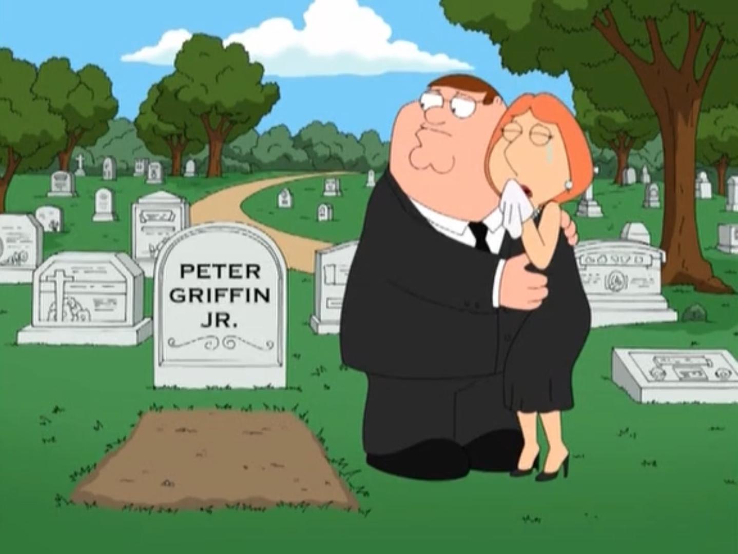 Peter Griffin Junior
