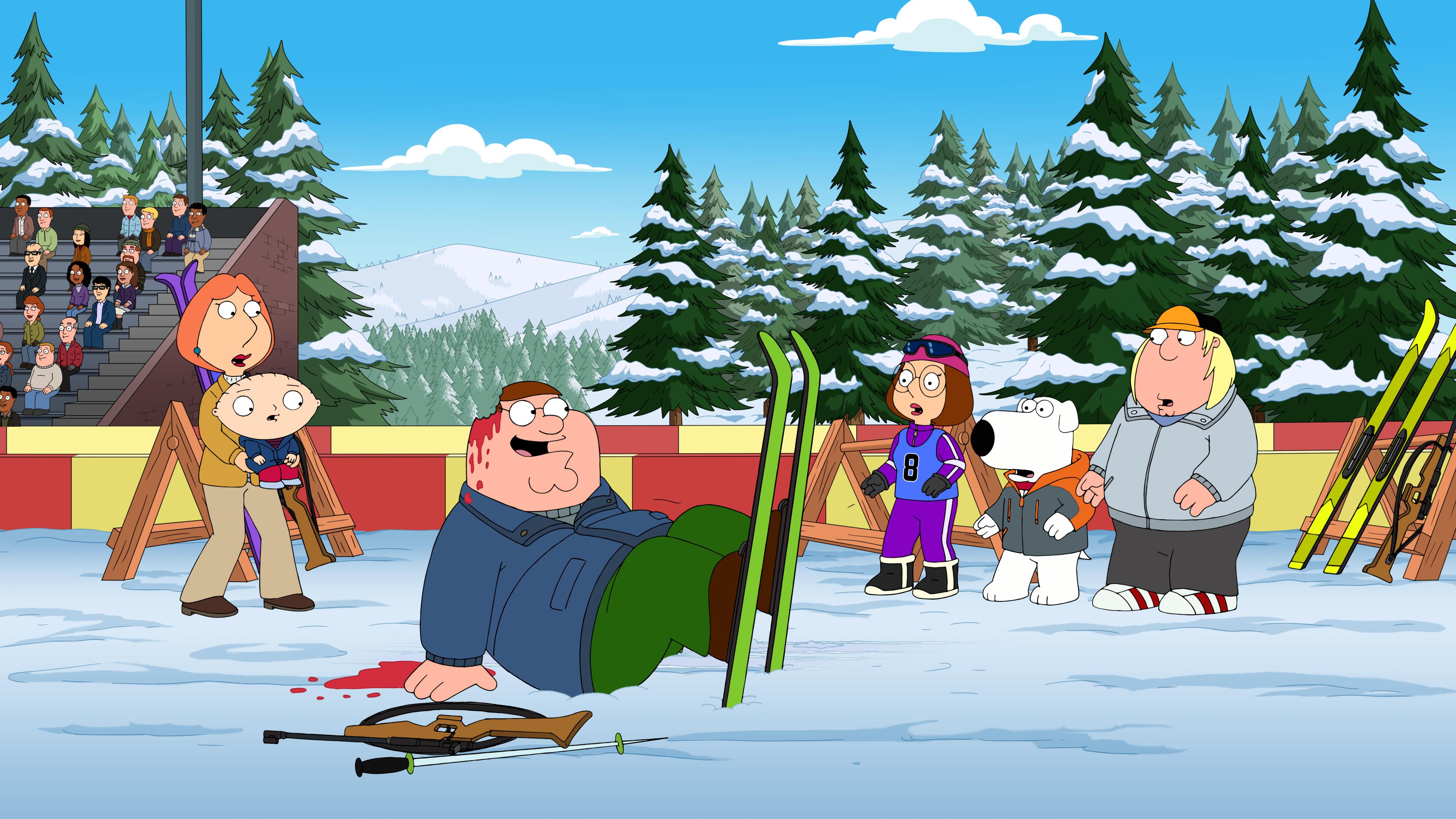 Griffin Winter Games