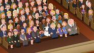 Stewie Cusses in Church Reaction