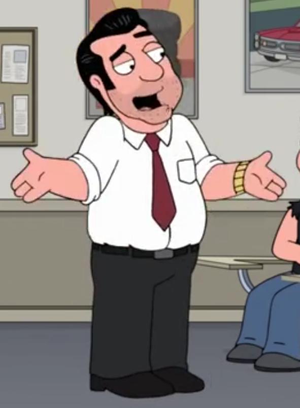 Mr. Oochiesquilatta