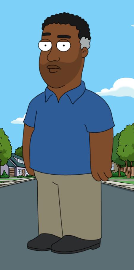 Hudson's Dad