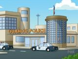 Quahog Police Station