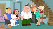 Lois Carries Stewie