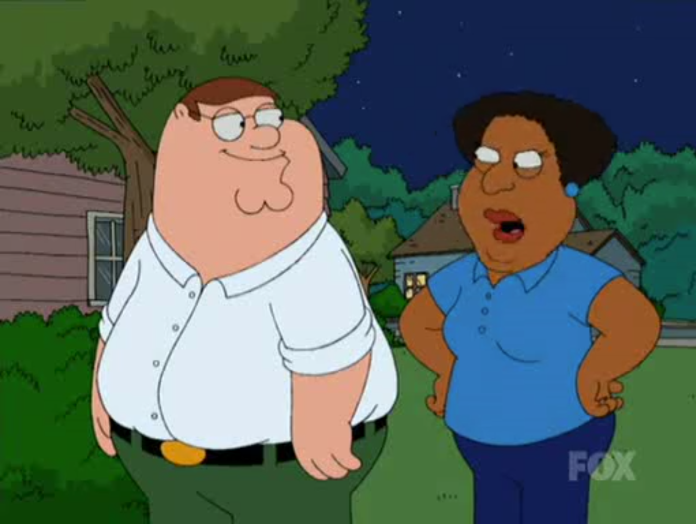Peter and Loretta's Relationship