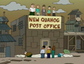 New Quahog Post Office