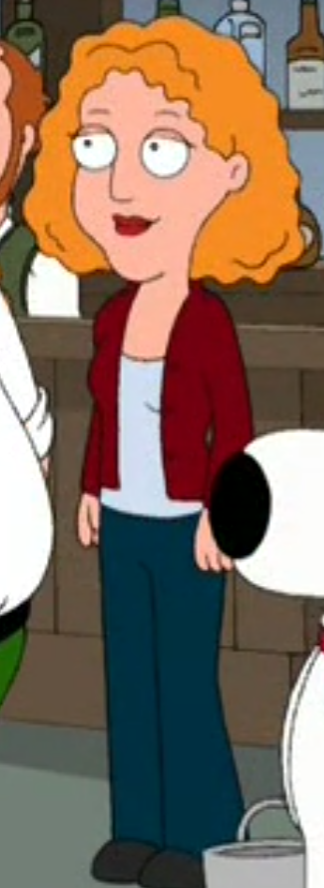 Joyce (Peter's Two Dads)