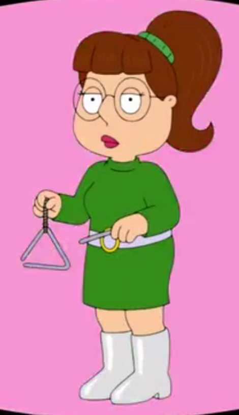 1960's Meg