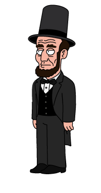 Family Guy Abraham Lincoln.png
