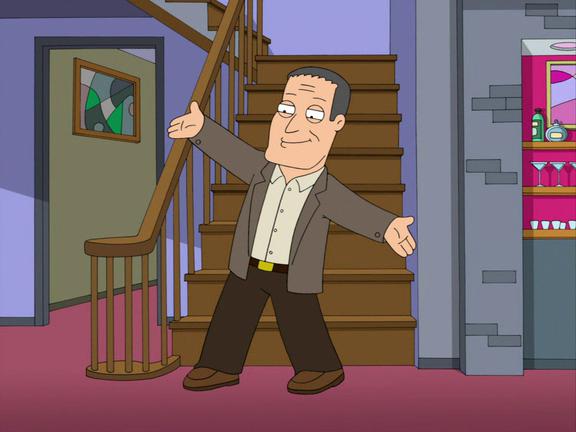 Quagmire's Dad