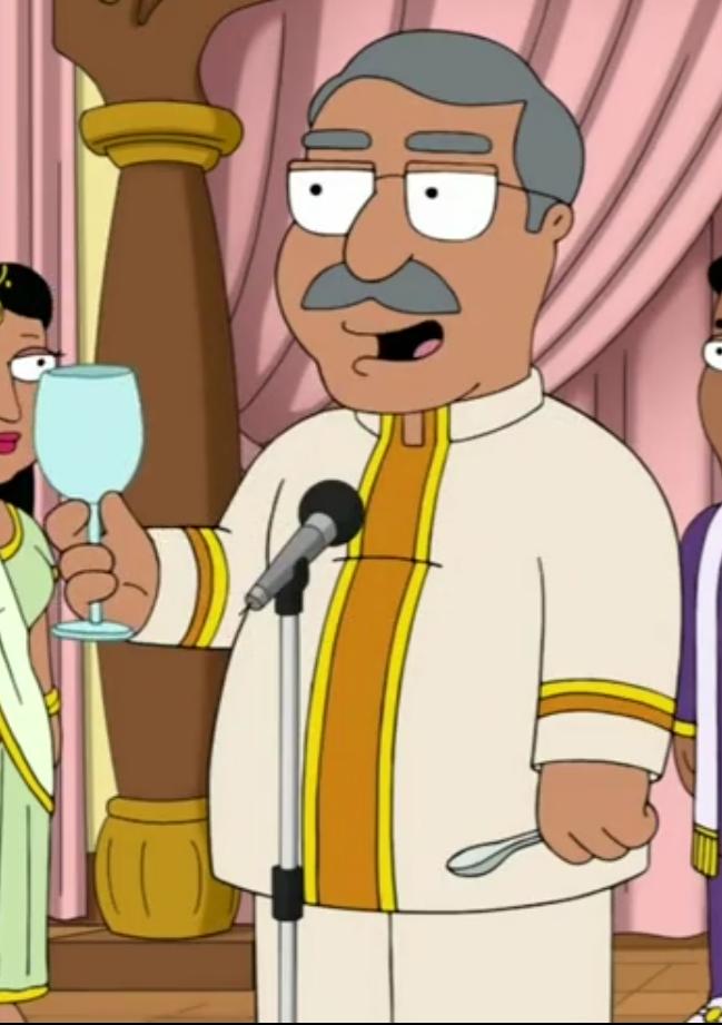 Padma's Dad