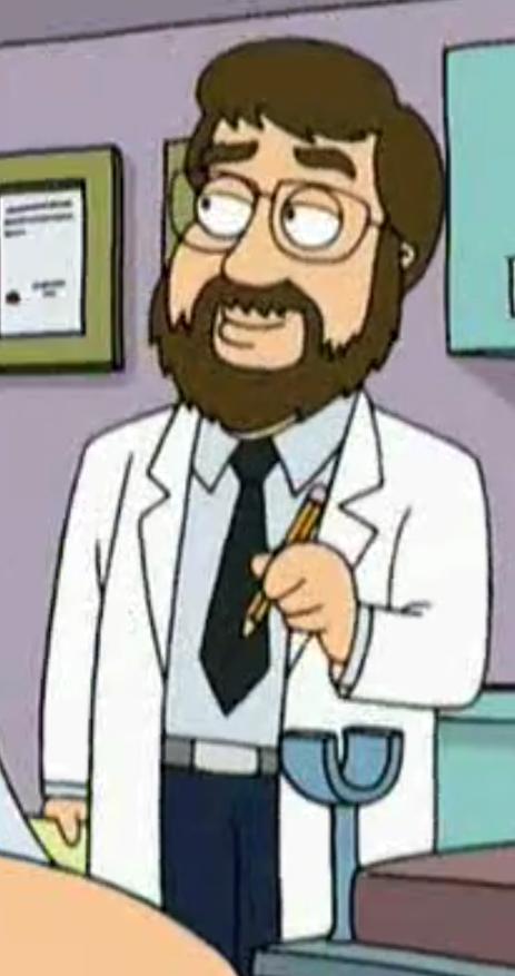 Dr. Fred Rubin