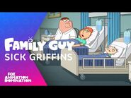 The Griffins Are Struck With The Flu - Season 19 Ep