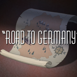 Road to Germany
